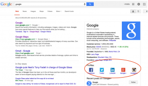 Google-socialprofiles