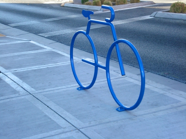 BlueBicycle