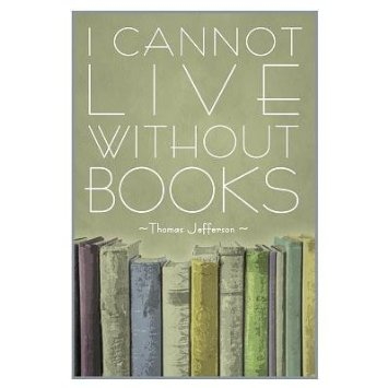 Cannot-live-without-books